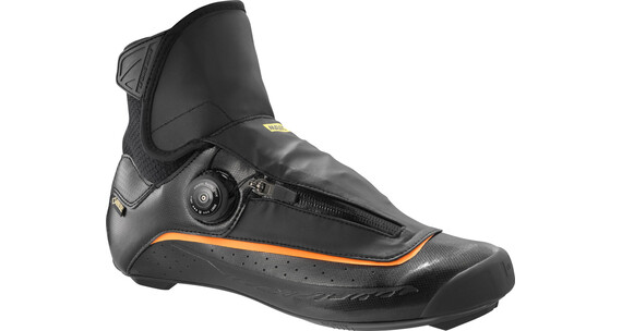 Mavic Ksyrium Pro Thermo Shoe Men black/black
